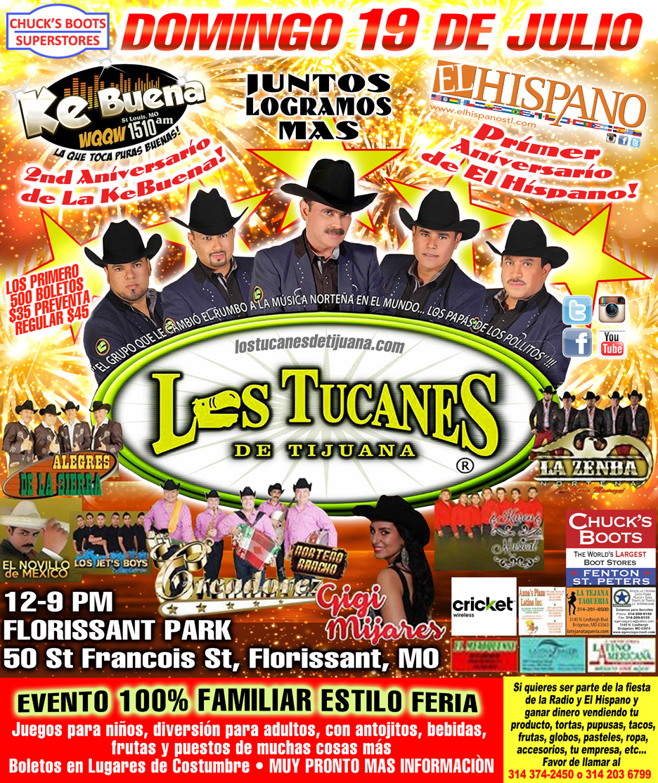 El Hispano St. Louis